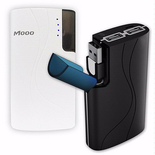 【兌換】Mooo Power Passion HB-J52-2 5200mAh 雙USB行動電源(簡配)