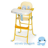 【KU.KU酷咕鴨】高低兩用餐椅
