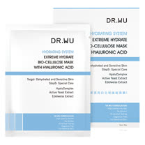 DR.WU 保濕亮白生物纖維面膜