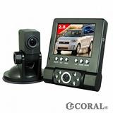CORAL DVR-211 分離式雙鏡頭 行車紀錄