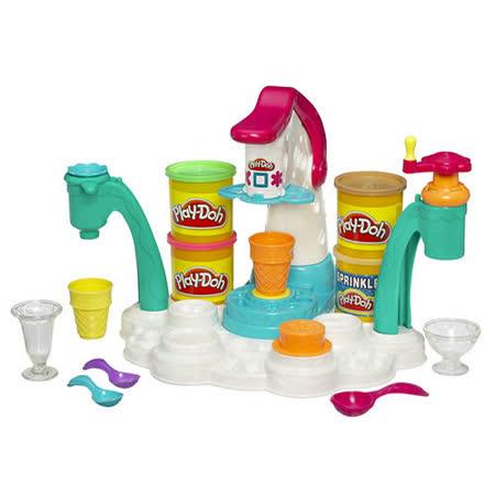 《 Play-Doh 培樂多 》新冰淇淋派對