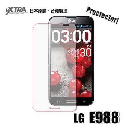 VXTRA LG Optimus G Pro / E988 高透光亮面耐磨保護貼