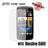 VXTRA HTC Desire 500 / 506e 防眩光霧面耐磨保護貼