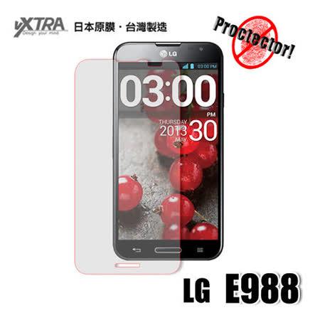 VXTRA LG Optimus G Pro / E988 防眩光霧面耐磨保護貼