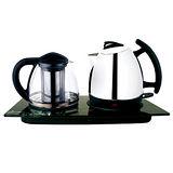 KORLEA二合一套裝泡茶機/泡茶壺/沖泡壺/電水壺