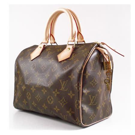 Louis Vuitton LV M41109 M41528 Speedy 25 經典花紋手提包_預購