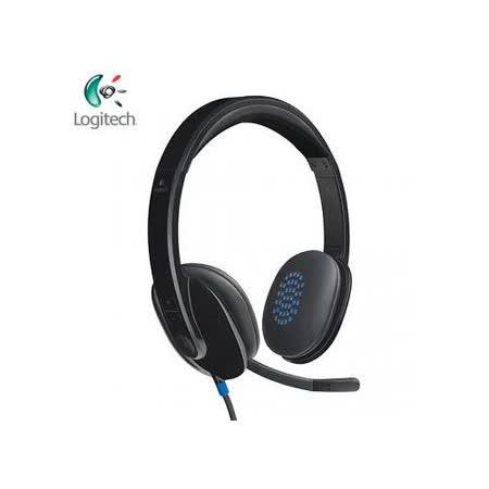 羅技Logitech H540 USB耳機麥克風