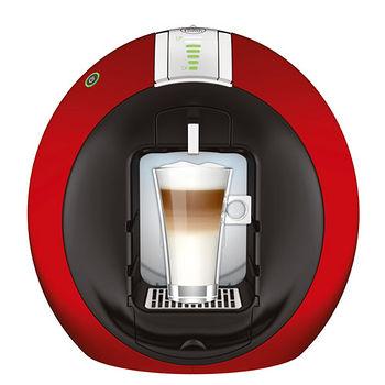 雀巢DLCGST咖啡機CIRCOLO FS紅