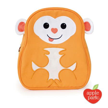 美國【Apple Park】兒童造型背包 - 小猴子