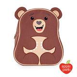 美國【Apple Park】兒童造型背包 - 小熊