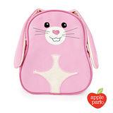美國【Apple Park】兒童造型背包 - 粉紅兔