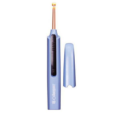 日象電池式晶麗暖光潔耳器 ZOE-1202