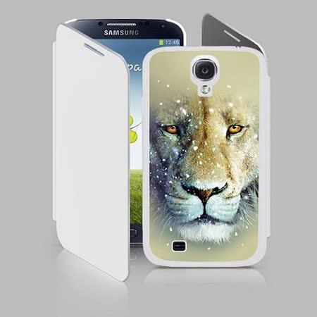 三星S4(700353) 3D手機殼 獅子