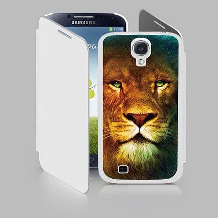 三星S4 (700359) 3D手機殼 雄獅
