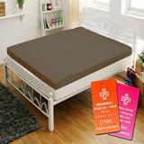KOTAS 釋壓型 5cm 防蹣抗菌竹炭記憶床墊-雙人5尺