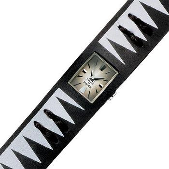 CABANE de ZUCCA NATIVE系列女錶-黑灰 1N00-0RA0D
