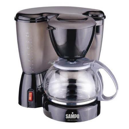 聲寶 滴漏式咖啡機 HM-G1112AL