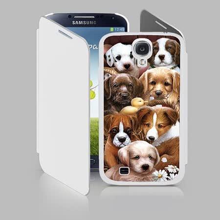 三星S4(700361) 3D手機殼狗狗