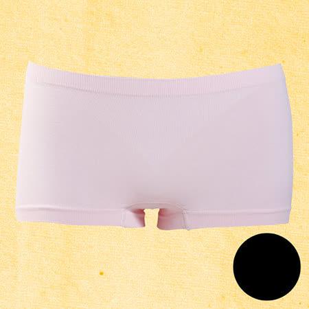 【華歌爾】生物能健康系列M-LL中低腰無縫褲(黑莓甜心)