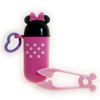 AKACHAN阿卡將 迪士尼 Disney 美妮攜帶式造型食物夾