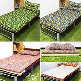 KOTAS 冬夏透氣床墊 單人 三尺 一入 送 記憶枕一顆 多款花色