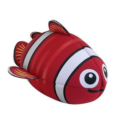 【風車】紅色小丑魚‧歡樂抱抱球-幼兒運動遊戲系列(購物車)