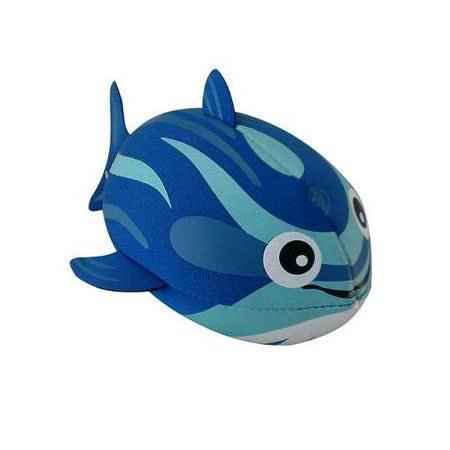 【風車】藍色海豚‧歡樂抱抱球-幼兒運動遊戲系列(購物車)