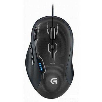 羅技G500S雷射遊戲滑鼠