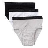 【Jockey】2013男創新黑灰白混搭三角內著3件組【預購】