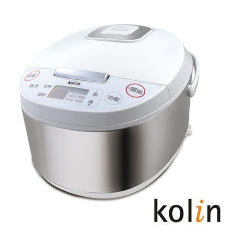 歌林Kolin-10人份微電腦多功能電子鍋(NJ-MN1002S)