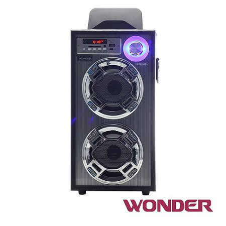 WONDER旺德 卡拉OK歡樂唱隨身音響 WS-P001
