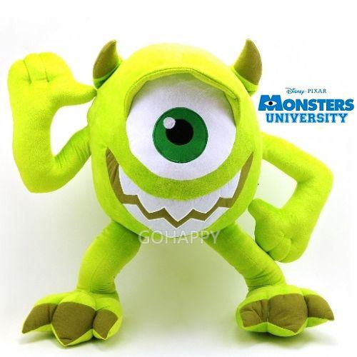 Disney.PIXAR~怪獸大學~巨大版大眼仔絨毛玩偶