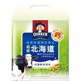 《桂格》超級北海道特濃鮮奶麥片28g*10入/袋