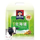 桂格超級北海道特濃鮮奶麥片堅果鮮奶30g*10入/袋