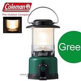 【美國Coleman】CPX6 LED露營燈/可選配CPX6充電池-綠CM-9612JM000