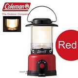 【美國Coleman】CPX6 LED露營燈/可選配CPX6充電池-紅CM-9611JM000