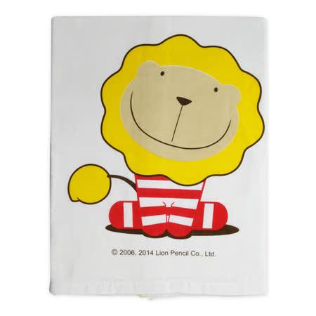 奶油獅 紗布四方大浴巾
