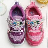 【童鞋城堡】真珠美人魚小星星運動鞋{台灣製造}PI5860