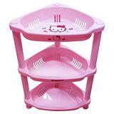 Hello Kitty時尚小三角置物架KT-0111-二入組(每組呎吋約:36.3x54.5x25.5cm)