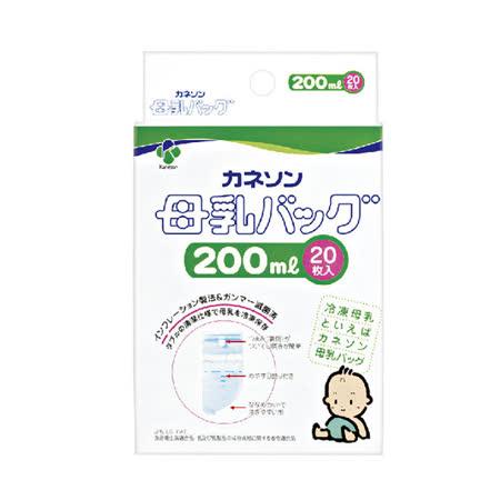 Kaneson 母乳冷凍袋-200ml 20枚