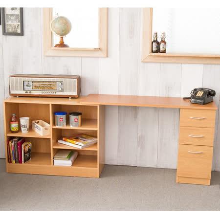 居家創意收納組合書桌櫃