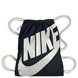 【Nike】2013時尚大Logo標誌黑色小運動背袋【預購】