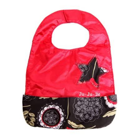 【美國JuJuBe媽咪包】BeNeat 雙面防潑水嬰兒圍兜-Lotus Lullaby 風鈴夜曲
