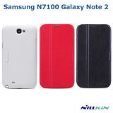 NILLKIN Samsung N7100 Galaxy Note 2 新皮士V系列超薄皮套