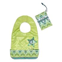 【美國JuJuBe媽咪包】BeNeat 雙面防潑水嬰兒圍兜-Sea Glass 海底漫遊