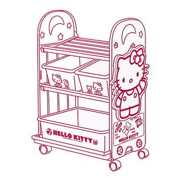 日本迪士尼玩具收納櫃