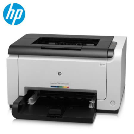 HP LaserJet Pro CP1025nw 彩色印表機
