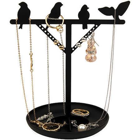 《KIKKERLAND》天線鳥珠寶架