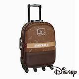 【迪士尼】典藏米奇旅行箱21吋