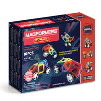 [Magformers 2013新品]磁性建構片-迷你車